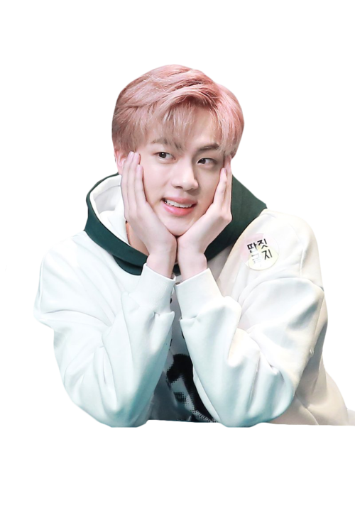 Jin transparent bts. Image about kpop in