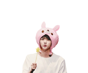Jin transparent flower crown. Images about editing
