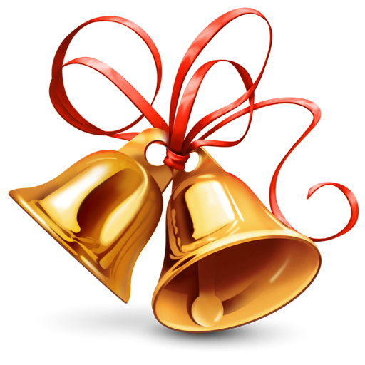 Christmas icons png. Bell transparent images all