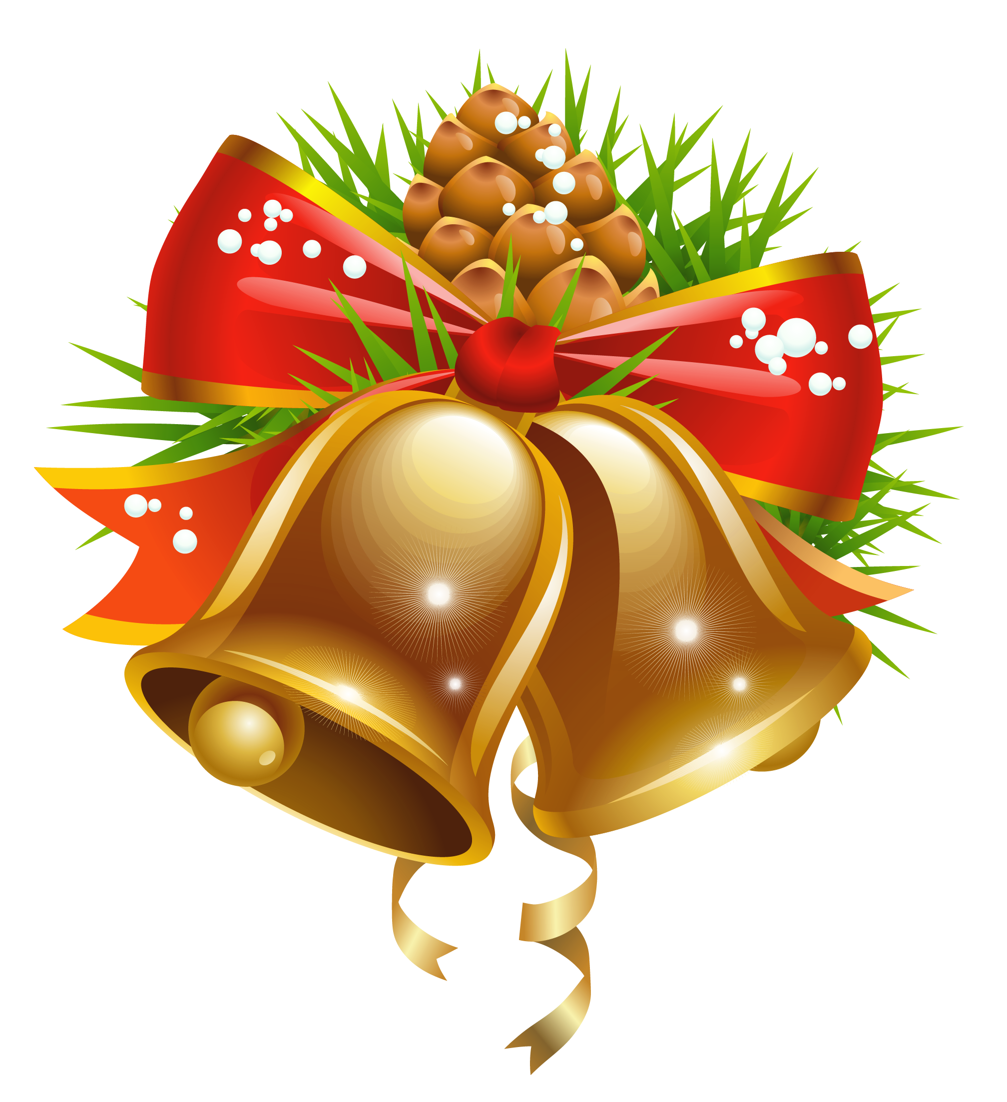 christmas bell images png