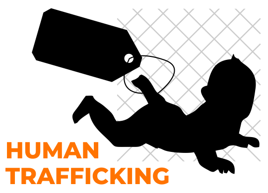 Job vector human trafficking. Campaigns oasis of all