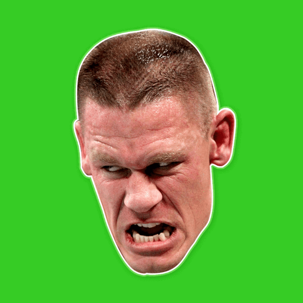 John savage. Cena mask perfect for