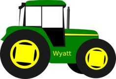 Tractor free . John deere clipart clip library download