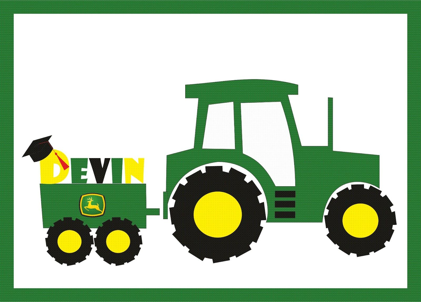 Green tractor clip art. John deere clipart svg transparent stock