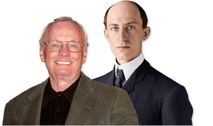 John shade 45. Wright brothers airplane invention