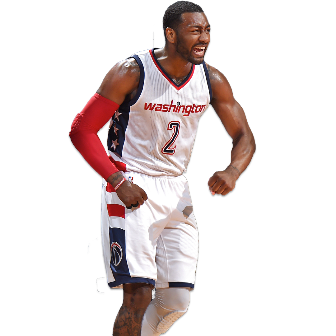 John wall png. S washington wizards dc banner black and white