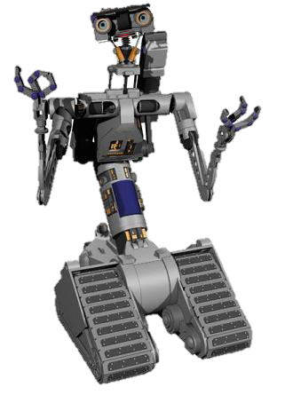 johnny 5 robot png