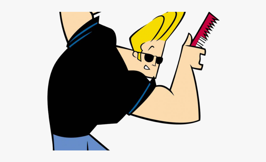 Johnny Bravo. Cartoon network clipart