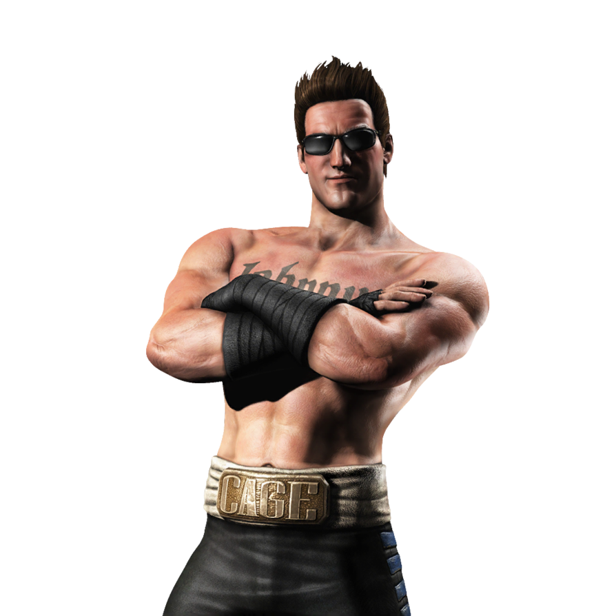 johnny cage png