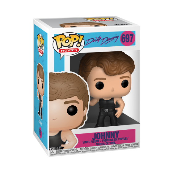JOHNNY dirty dancing. Pop movies funko shop