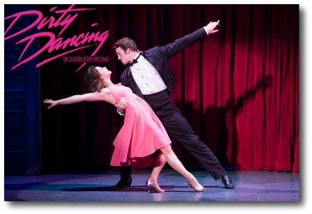 JOHNNY dirty dancing. The classic story on