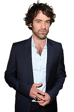 JOHNNY girlfriend. Romain duris finally lightens