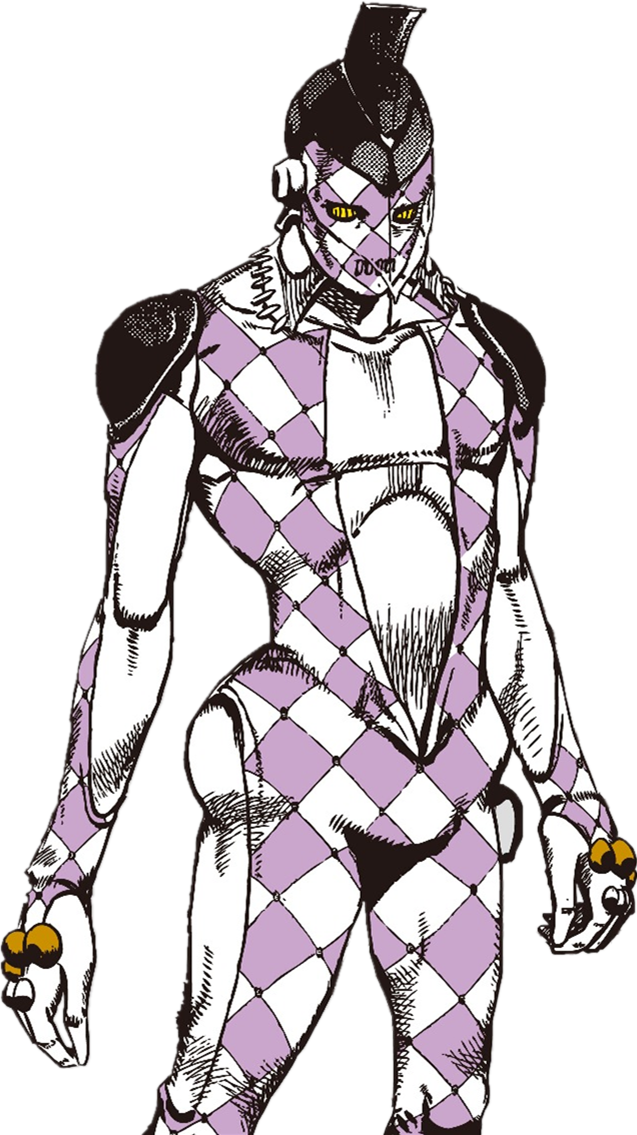 Jojo coco juambo png manga. V video games thread