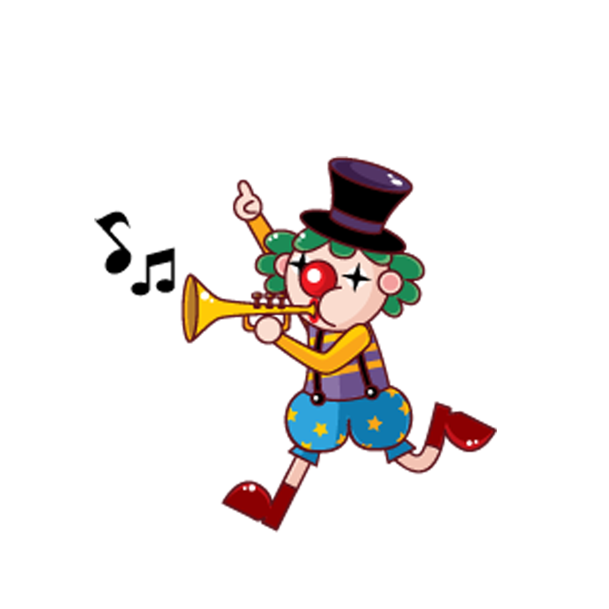 Joker clipart cute circus. Images gallery for free