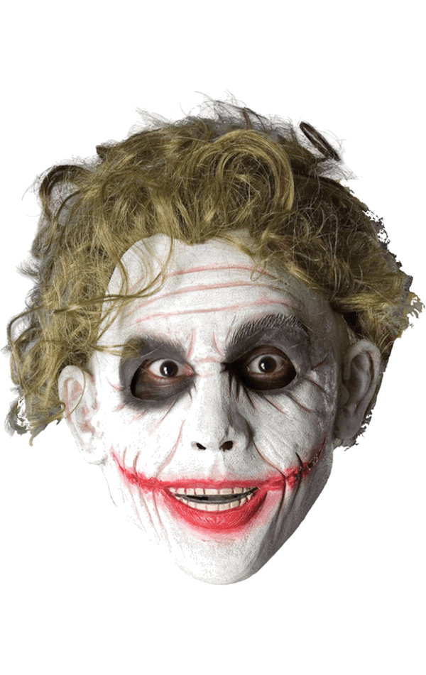 Joker face paint png. Adult the wig jokers