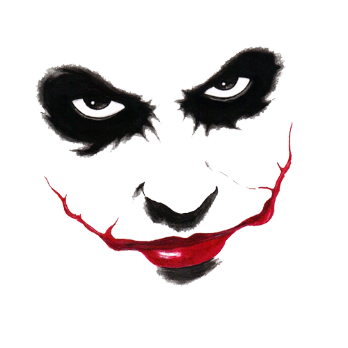 the joker logo png