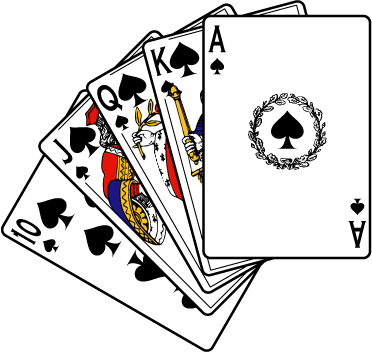 Falling cards png. Images free download card vector freeuse download