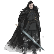 Jon snow png. Picture all