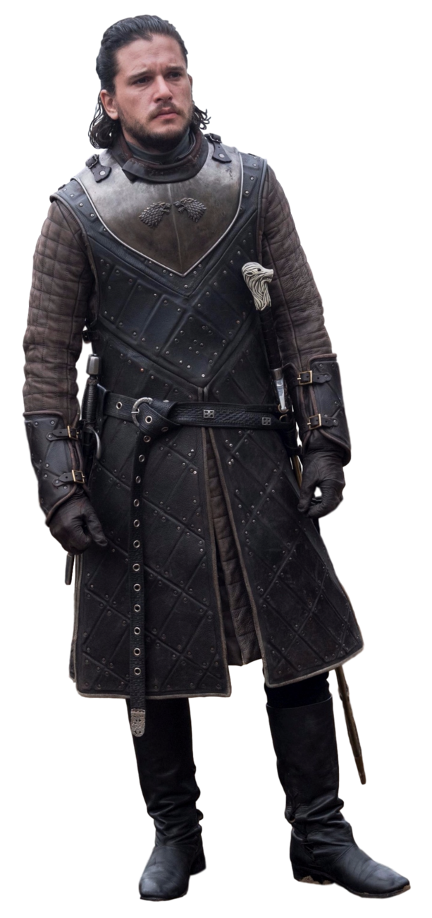Jon snow png. Game of thrones by