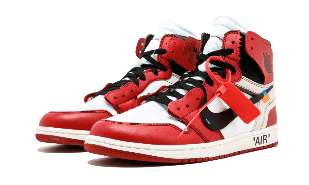 Jordan 1 png. Air off white candy