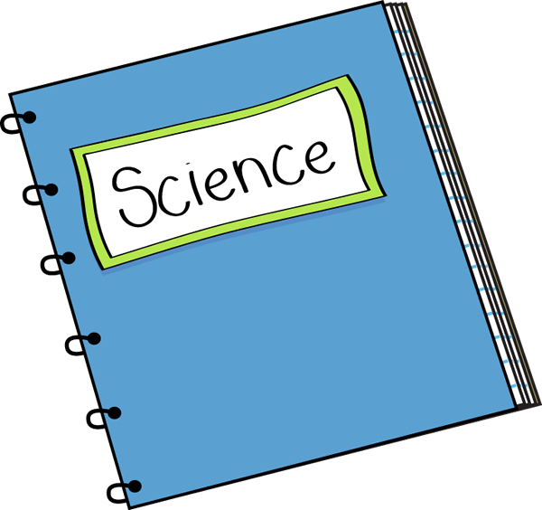 science clipart science book