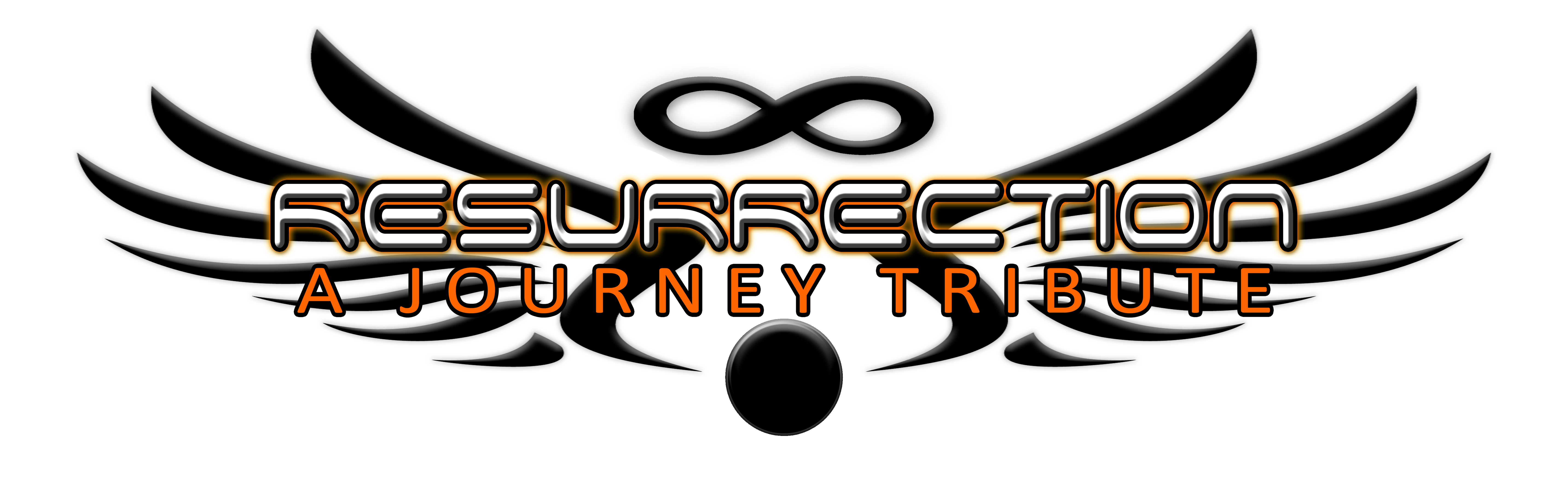 Journey band logo png. Resurrection a tribute the