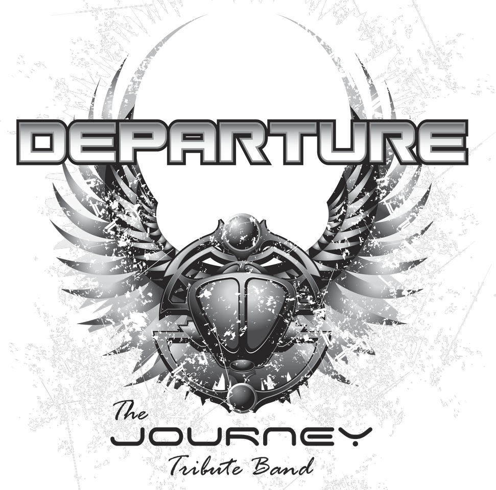 Journey band png. Departure the tribute at