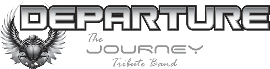 Journey band png. Departure the tribute