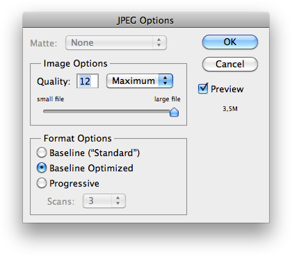 Jpeg or png viewer. File adobe ps save