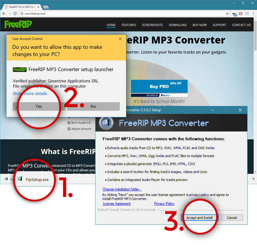 Jpg to png converter software download. Instructions freerip installation for