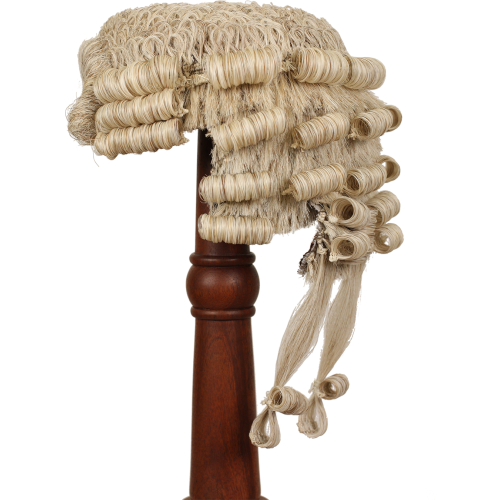 Judge wig png. What is a barrister