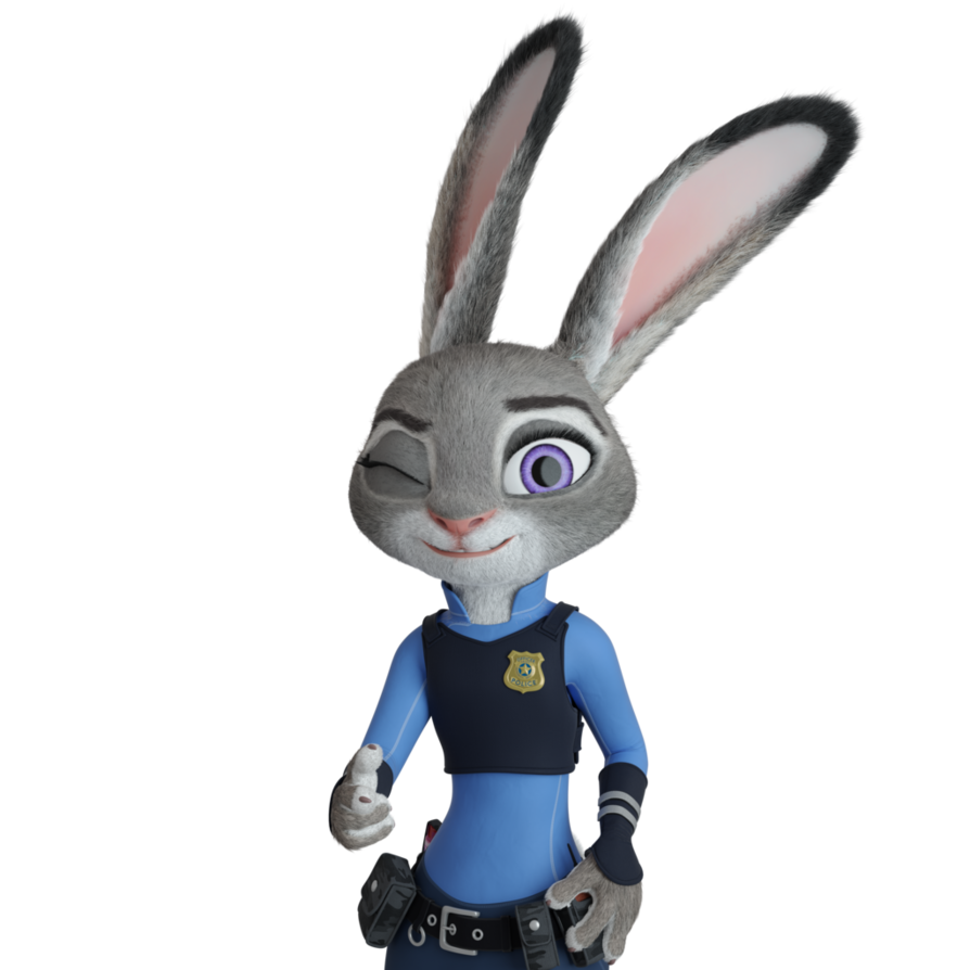 Judy zootopia png. Hopps by foxidro on