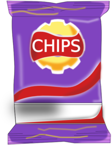 Juice clipart chip. Free chips cliparts download