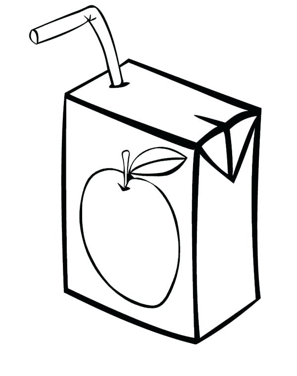Juice clipart colouring page. Coloring box jitter skywarn