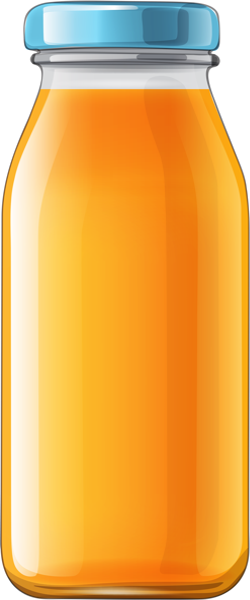 Juice clipart jus. Bouteille de fruits bottle