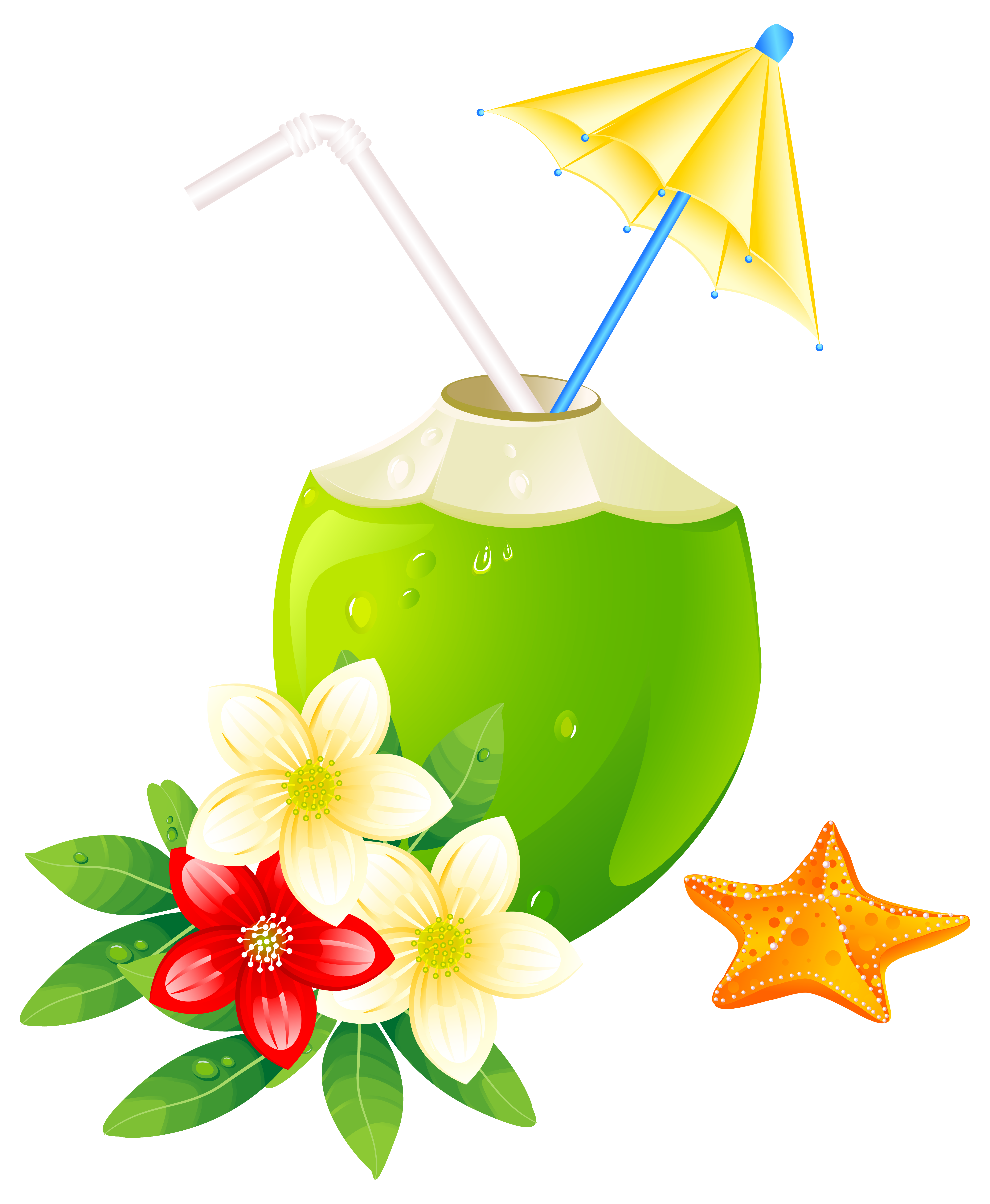 Juice clipart summer. Exotic coctail png image