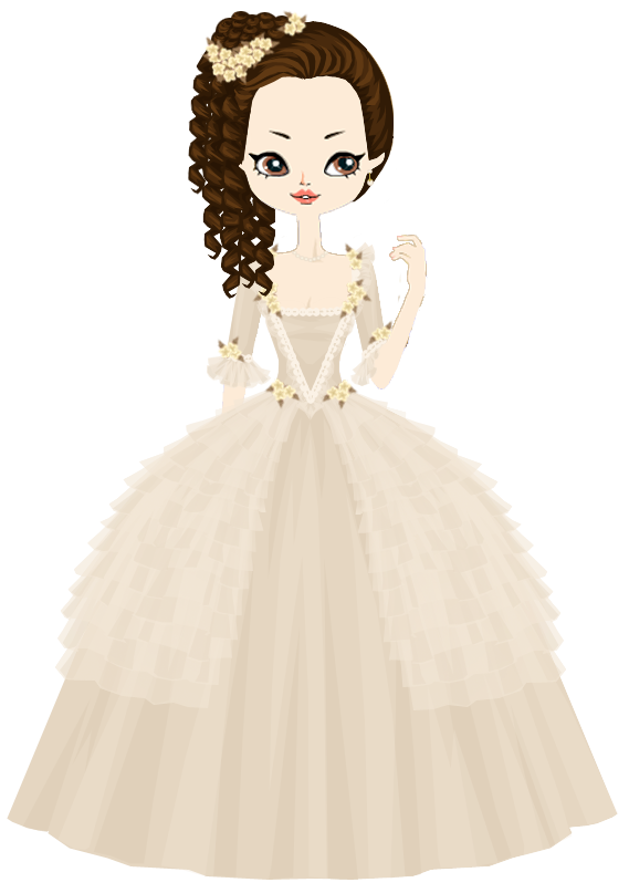 Juliet drawing clothes. Princess juliette by marasop