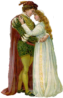 Juliet drawing prince escalus. Characters in romeo and