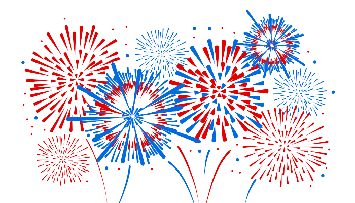 4 of july png