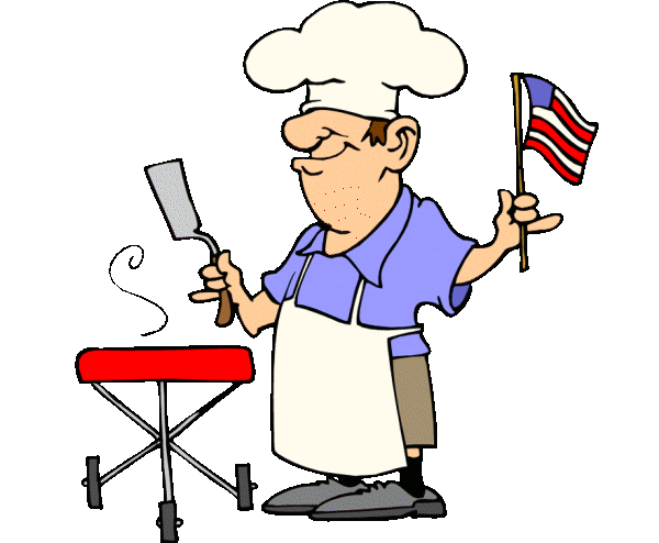 Rambling on music more. July clipart fourth july food graphic transparent download
