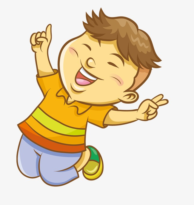 Boy lovely png image. Jump clipart child jump svg freeuse stock
