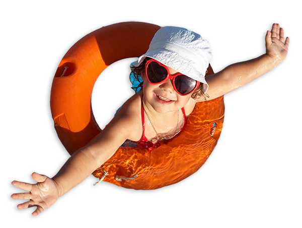 kids swimming png