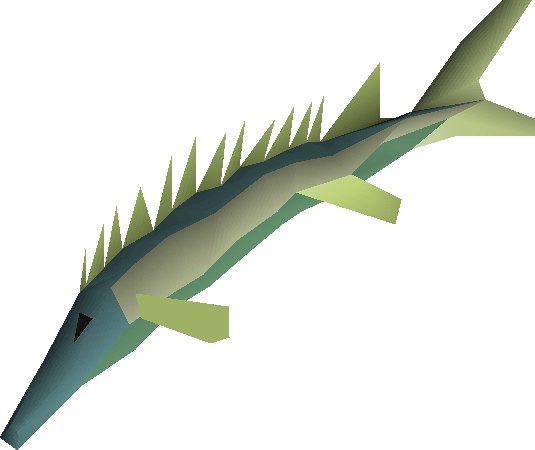 Jumping salmon png. Leaping sturgeon old school