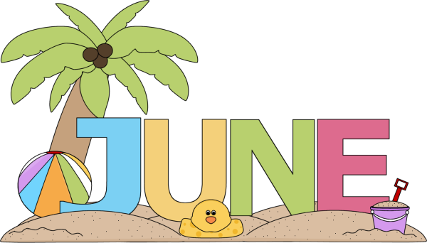Free june cliparts download. 2018 clipart may 2018 picture freeuse