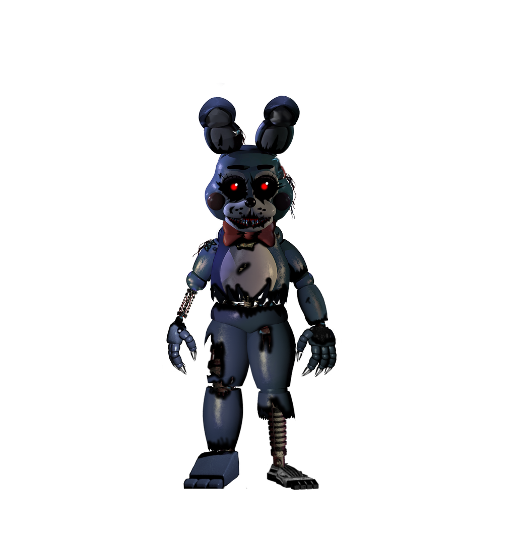 Jungkook full body png. Nightmare toy bonnie by