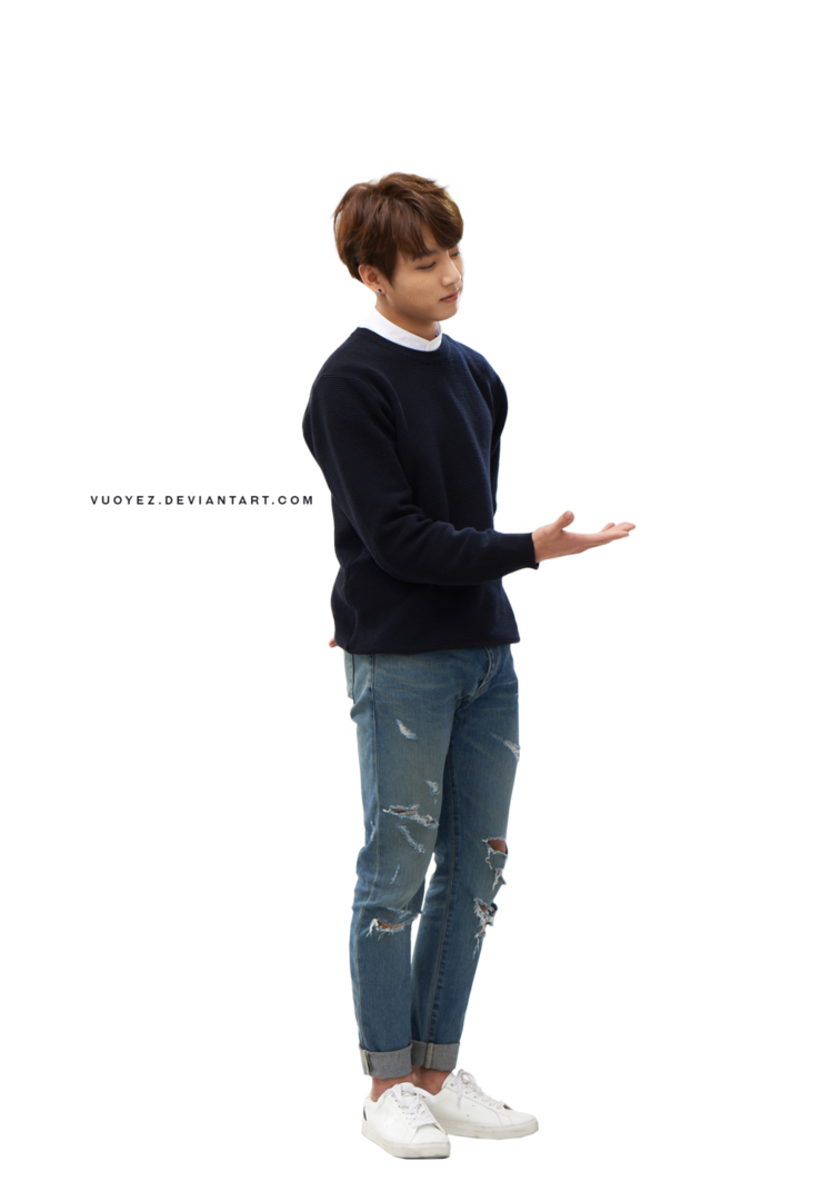 Jungkook png. Bts by vuoyez on