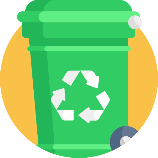 Recycle clipart proper throwing garbage. Waste diversion recycling city