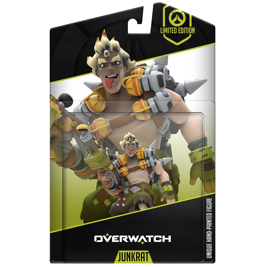 Junkrat 1280x720 png. Overwatch infinity and beyond