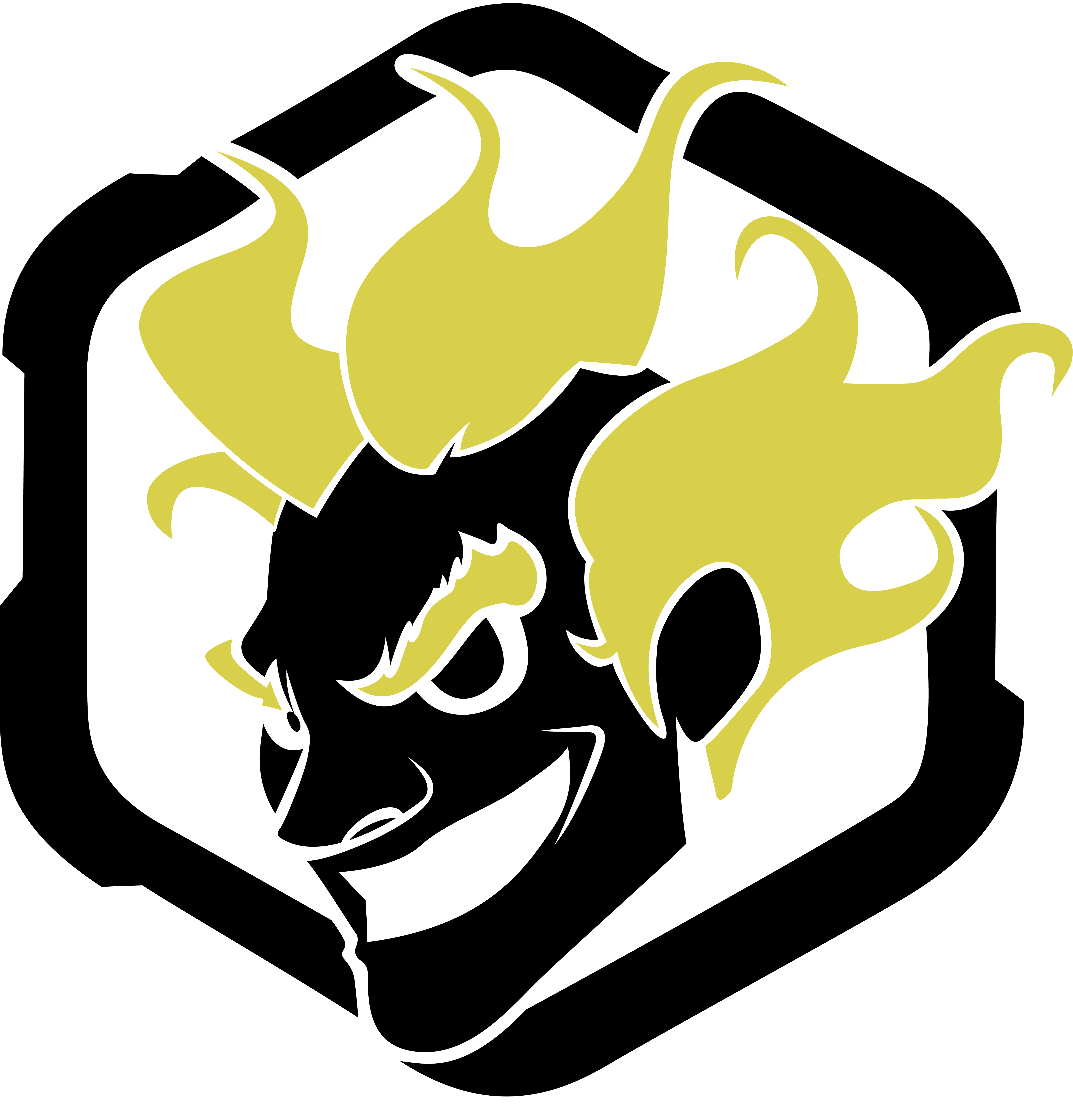 Junkrat icon png. Overwatch spray vector by