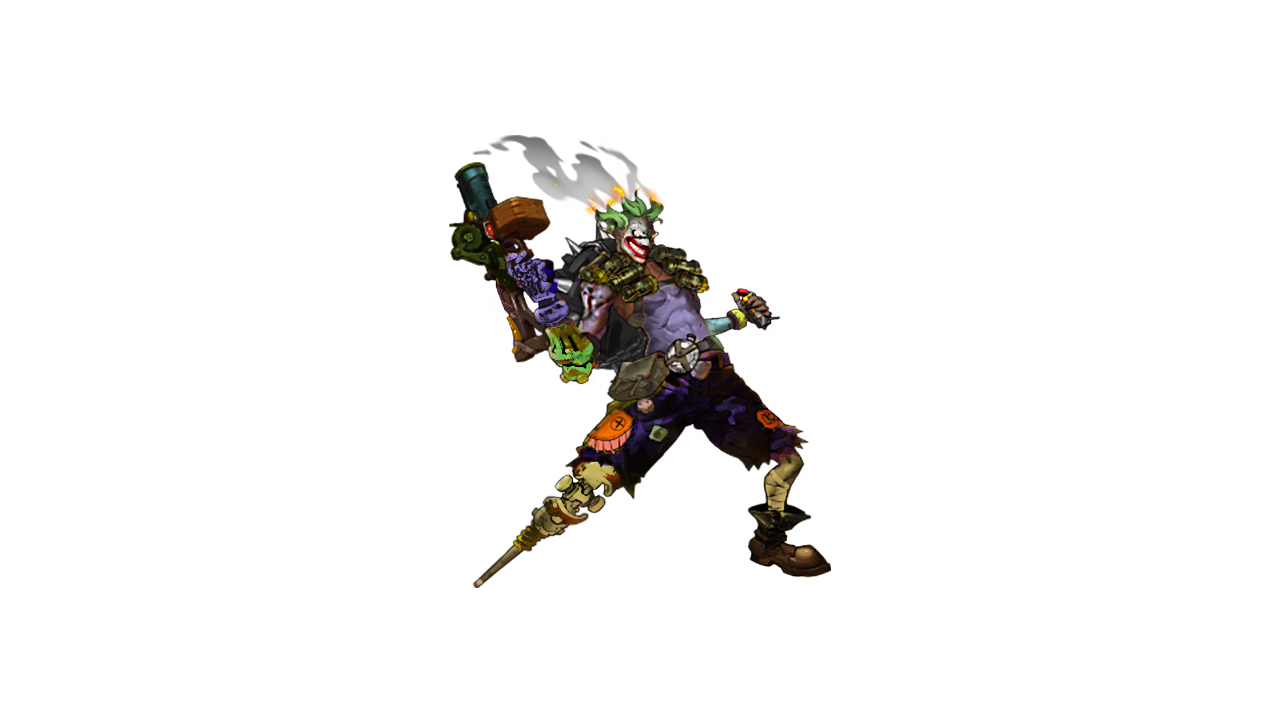 Junkrat jester png. We need this overwatch
